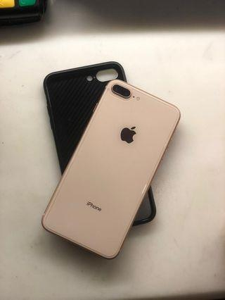 Iphone 8 plus rose gold myset