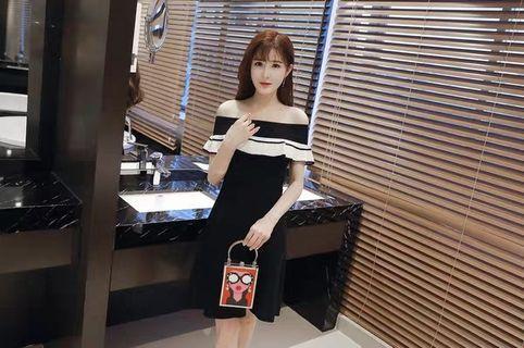 🍍INSTOCK🍍Off Shoulder dress