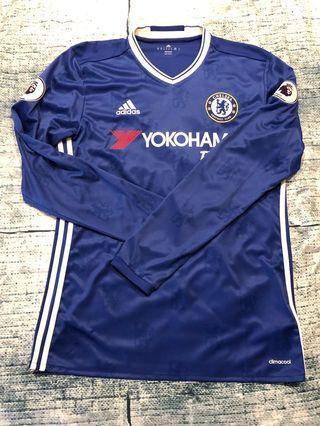Chelsea FC 16-17 Home Kit Diego Costa Longsleeve