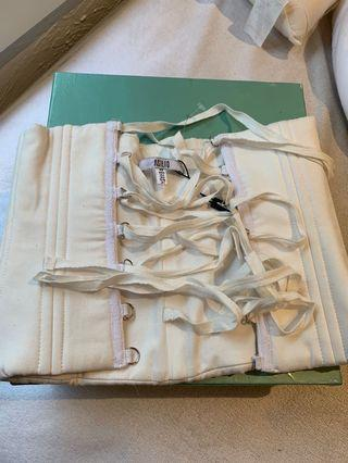 Asilio corset belt