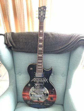 ASG Anthrax Electric Guitar (Made in USA)