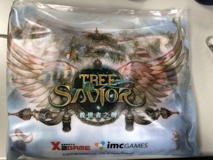 救世者之樹蓋毯