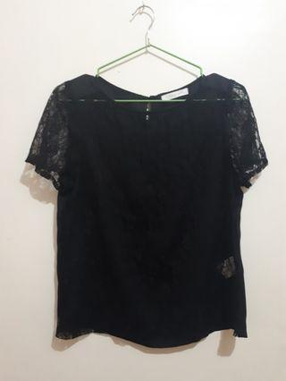 Lowrys farm Lace top
