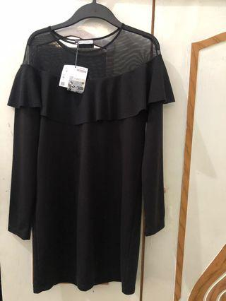 Zara dress trafaluc