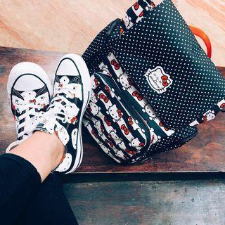 ⚡️Flash Sale⚡️Jujube Hello Kitty Dot & Stripes Be Sporty
