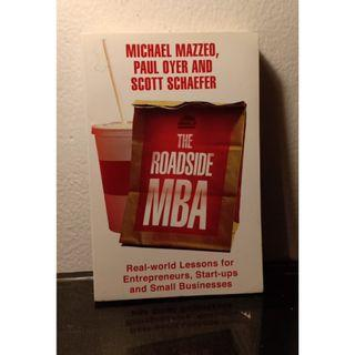 SALE BUKU IMPORT - THE ROADSIDE MBA