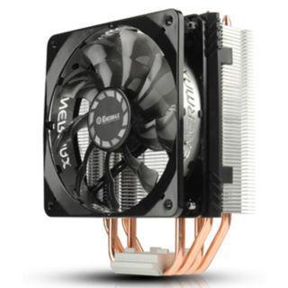 安耐美 Enermax ETS T40 fit TB ※ CPU散熱器+2顆靜蝠風扇 ETS-T40F-TB
