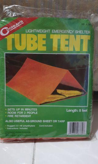 🚚 $10 Clearance Sale. Lightweight tube tent