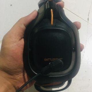 Headset Batterfield Astro A50