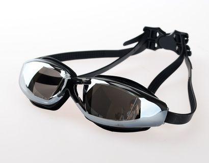 c596b3ef97e Unisex Adult myopia Swimming Goggles with corrective lens
