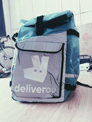 Deliveroo Roll-Up Bag