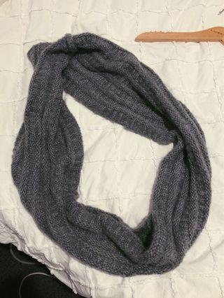 Full circle scarf