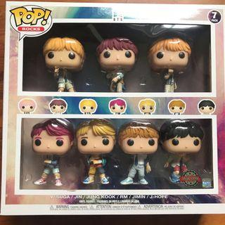 BTS FULL SET FUNKO