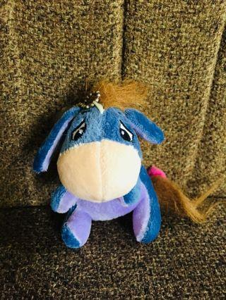 Boneka mini donkey blue