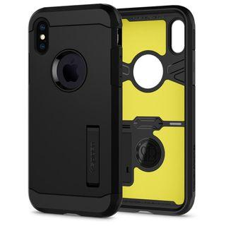 "•BN• Spigen Tough Armor XP iPhone X/XS 5.8"" Black"