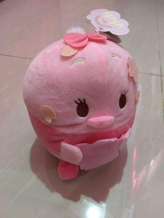 FREEPOS WM Ufufy Disney tsum tsum (Daisy Duck Sakura & Cheshire Cat)