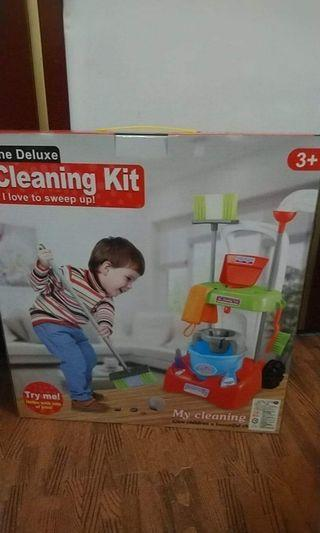 全新仿真清潔組玩具