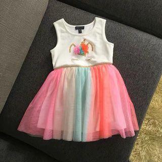 PO: Little Girl Tulle Dress