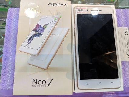Oppo Neo 7 LTE 4G 16GB - Fullset