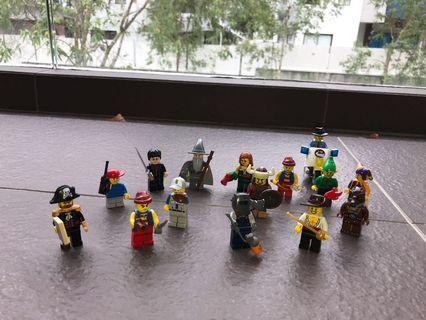 [WTS] Lego Minifigures