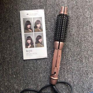 Repit Brush Iron 2 in 1 27mm