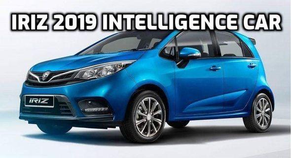 All New Proton Iriz 2019
