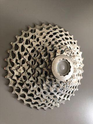 SRAM PG-1170 10 speed 11-36T cassette