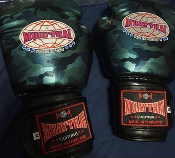 * BRAND NEW Muay Thai Boxing Gloves
