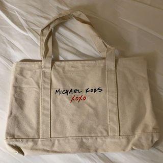 🚚 MK帆布購物袋