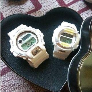 G-Shock Code Name Lover Collection Combo 1997