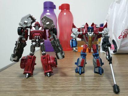 Transformers set