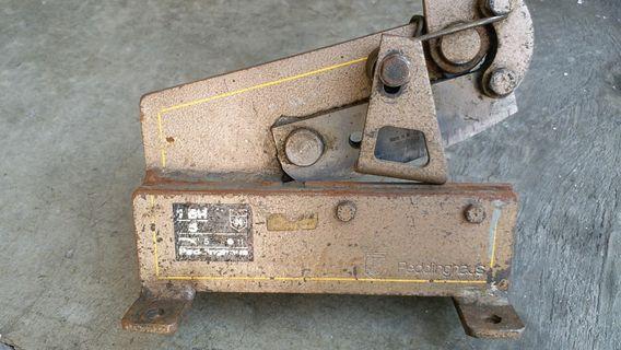 古董西德製造 PEDDINGHAUS闸刀