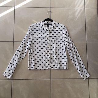 Long Sleeve Button Up Shirt