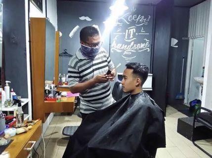 Lowongan kerja capster barbershop barber jakarta selatan