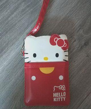 Hello Kitty Card Holder 吉蒂貓卡套