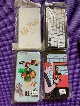 🚚 全新iPhone6/6S  plus手機軟殼