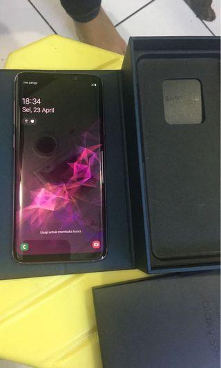 Samsung s9 plus mulus 99% lengkap