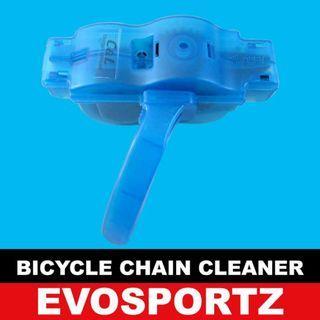 Blue Bicycle Chain Washer (Brush)