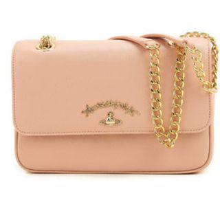 ecbf18bee3 Vivienne Westwood Divina Nude Blush Shoulder Bag Italy