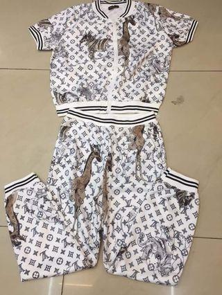 Louis Vuitton LV Set Pants And Top