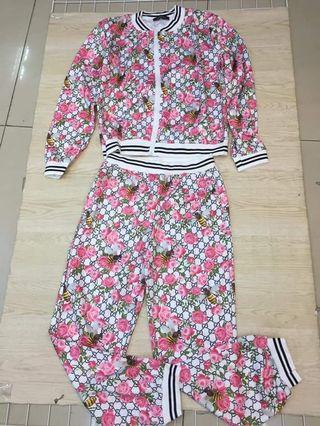 Gucci Set Pants and Top