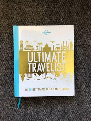 Lonely Planet - Ultimate Travelist
