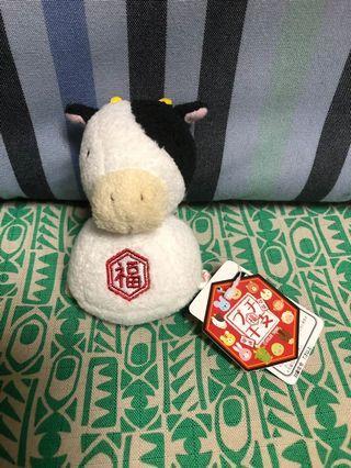 日本🇯🇵牛牛🐮吊飾