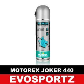 Motorex Synthetic Protective Spray