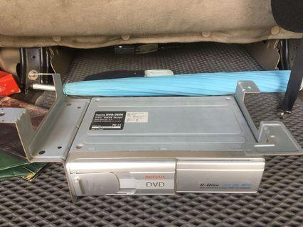 NECVOX 6片裝汽車DVD主機