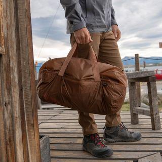 Matador 鬥牛士 Transit30 進階2.0款-30L防水摺疊旅行袋-咖啡色