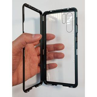 🚚 Huawei P30/P30 Pro Magnetic Casing Cover Black