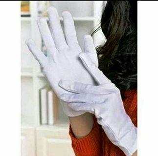 Sarung tangan paskibra
