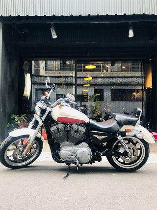 2012年 哈雷 Harley Davidson XL883L 只跑一萬公里 可分期 免頭款 歡迎車換車 網路評價最優 業界分期利息最低 嬉皮 美式 883 883L