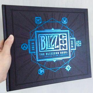 BlizzCon Book: a Celebration of Our Community 2018 (Hardcover)